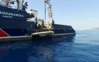 Mise en place de récifs artificiels sur Aiacciu au Ricantu