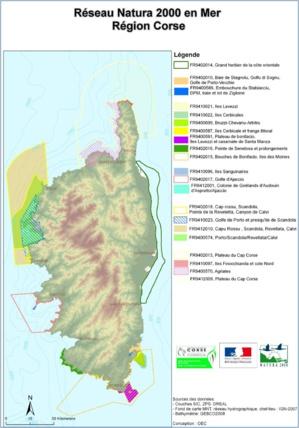 Natura 2000 in Mare