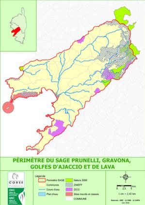 SAGE Prunelli Gravona Golfi d'Aiacciu è di Lava