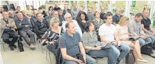 """Le PNRC adopte à l'unanimité son budget """"de transition"""""""