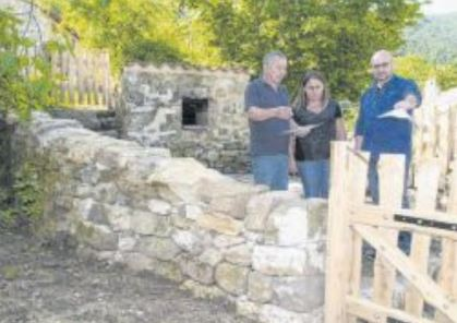 La commune poursuit ses efforts de réhabilitation du patrimoine