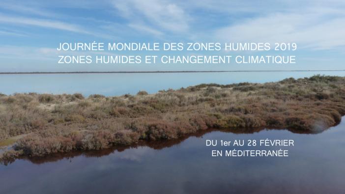 Programme de la Journée mondiale des zones humides en Méditerranée, édition 2019