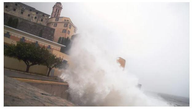 Nouveau coup de vent prévu sur la Corse placée en alerte jaune