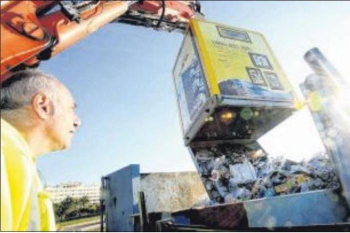 Centre de tri et compostage ambitions piégeuses de la Capa