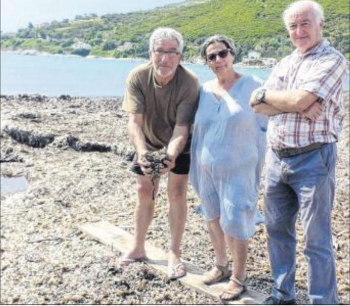 Un couloir de 10 mètres sera dégagé sur la plage de Misincu