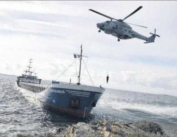 Deux marins du Rhodanus condamnés à la prison avec sursis