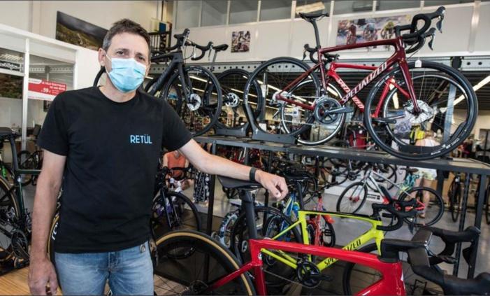 """""""Pour exister dans la société, le vélo a besoin de ses routes"""""""
