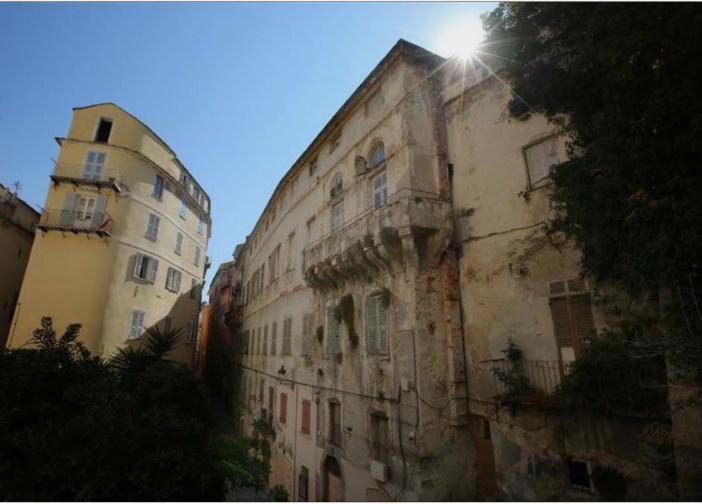 Le palais Caraffa va enfin être restauré