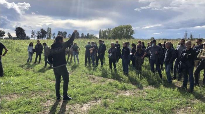 PRUNELLI DI FIUM'ORBU  Une journée pour démocratiser l'usage des fourrages corses