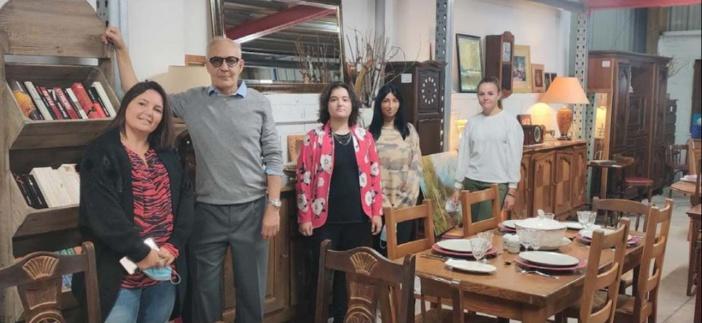 A CURBARA  La recyclerie Eco-creazione investit la zone artisanale