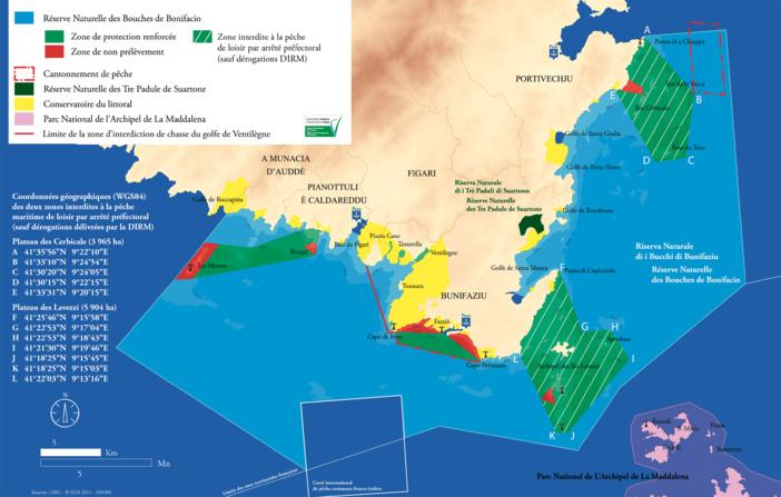 Déclarations de pêche de loisir 2021