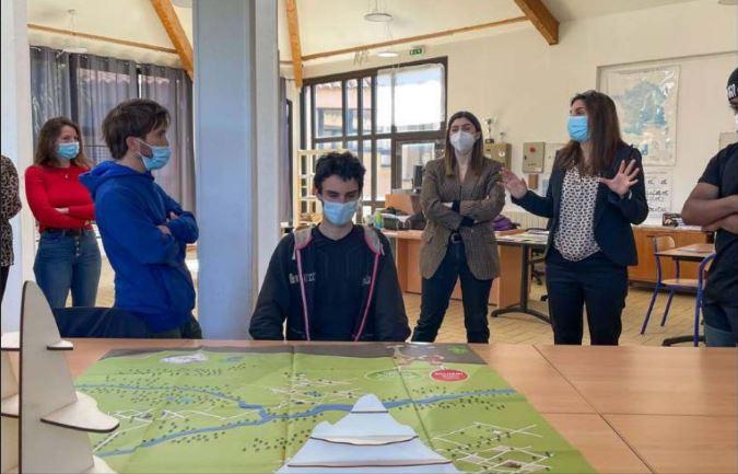 SARTÈ Les étudiants planchent sur les enjeux environnementaux