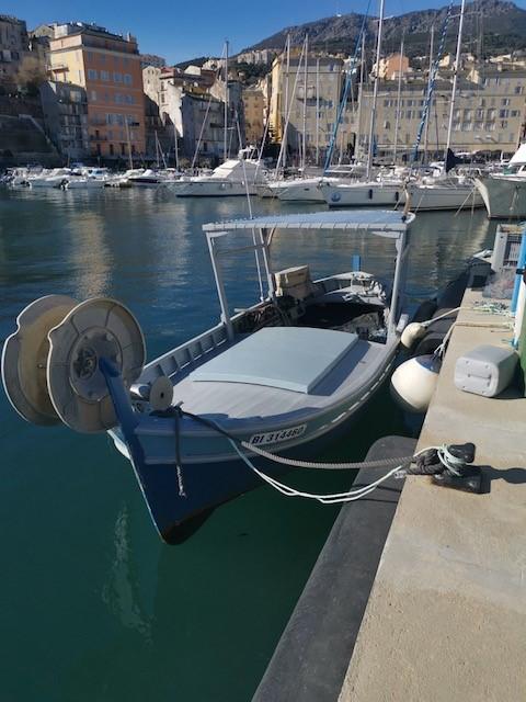 Plan Salvezza : Continuité du soutien de l'Office de l'Environnement de la Corse à la petite pêche côtière
