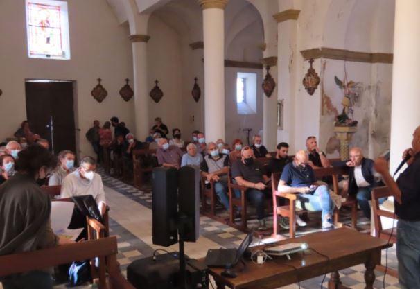 Serra di Scopamena : mairie et habitants unis pour l'autonomie énergétique verte