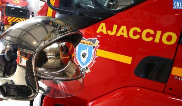 Bastelicaccia : 3000 mètres carrés de broussailles ont brûlé à Bottaccina