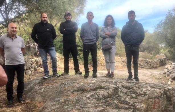 Nouveau sentier du patrimoine entre Costa et u Spuncatu pour la com com de Lisula-Balagna