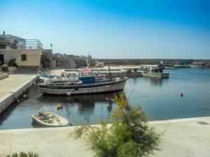 Invest dans les Ports de Pêche - Port de Centuri