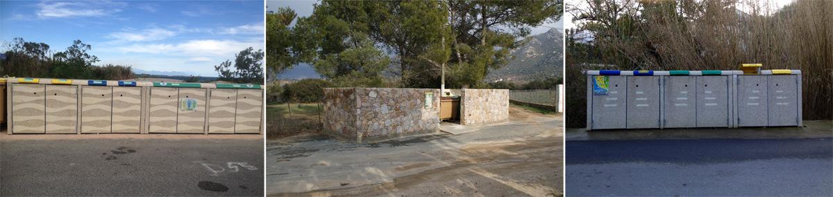 Solenzara - Calvi-Balagne - Biguglia