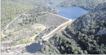 La Corse a fait le plein d'eau mais n'est pas tirée d'affaire