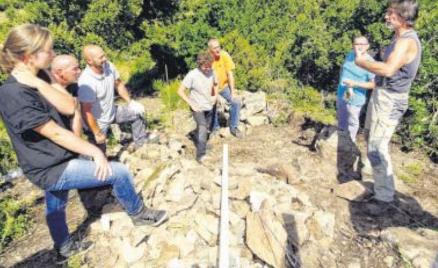Bâtir un mur en pierre sèche une réappropriation du patrimoine