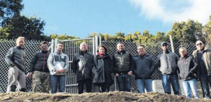 Réhabilitation de six captages d'eau sur les hauteurs du village