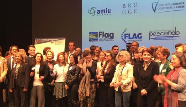 Blue Islands : La Corse signataire de la charte