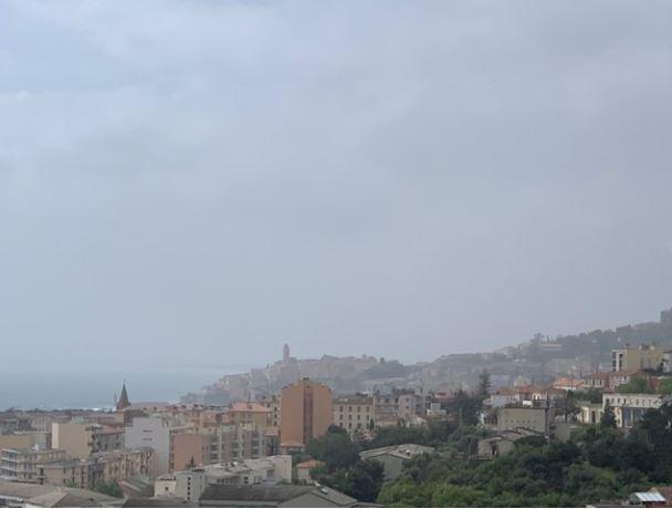 Corse : Episode de pollution atmosphérique en vue