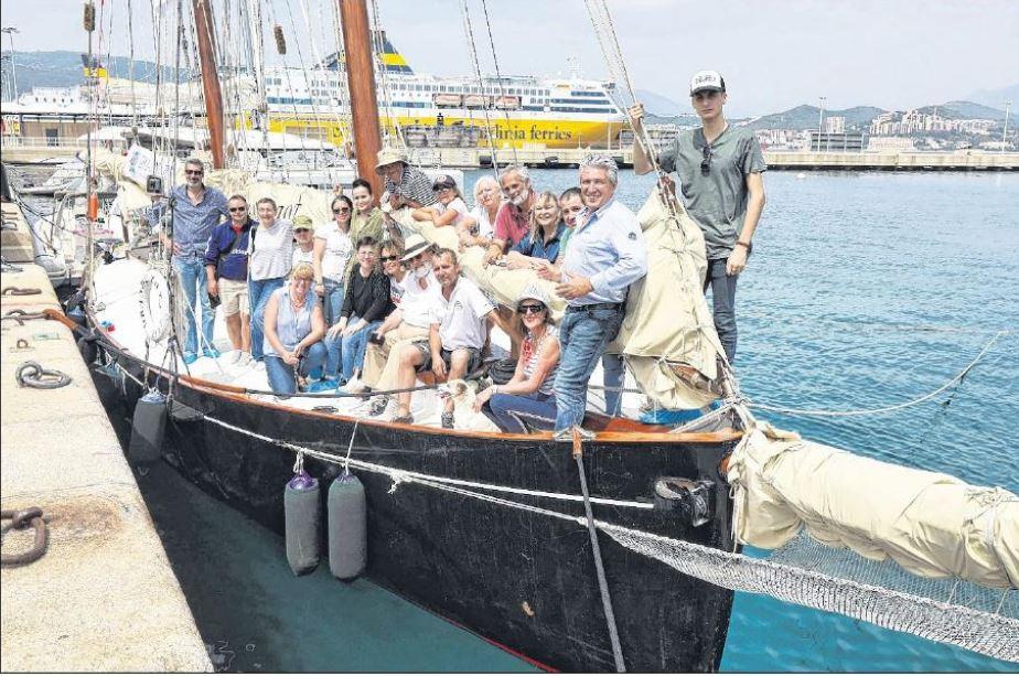 Environnement et solidarité à bord de la Goélette II Grande Zot
