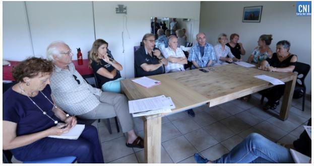 """""""Terra"""" : le pessimisme de la coordination corse après une visite ministérielle"""
