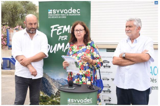 Curbara : La recyclerie de la CCIRB transféré au Syvadec