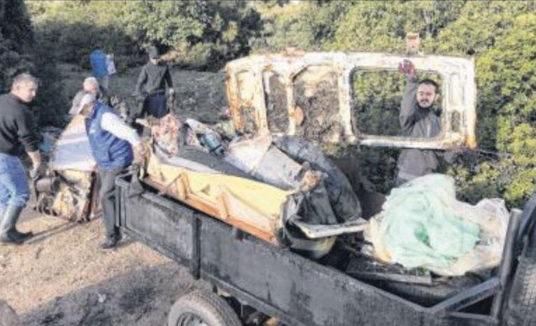 Opération grand nettoyage à Paragan et au-delà