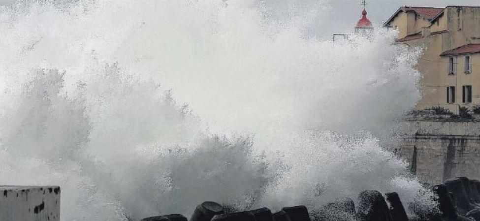 La Corse touchée par des événements extrêmes