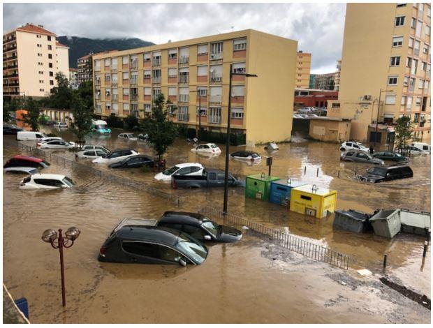 Inondations d'Aiacciu : Jean-François Casalta demande un audit sur les causes