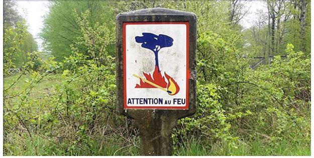 L'accès aux massifs du Fango, de Bonifato et l'Ouest des Agriate fermé