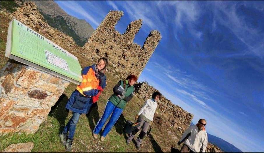 VIVARIU  Des fouilles pour retracer l'histoire du fortin de Pasciola