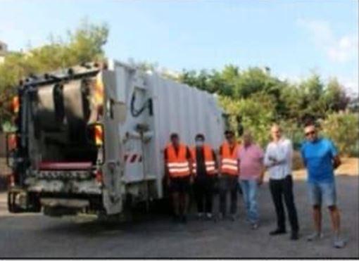 GRUSSETU È PRUGNA  Début de la collecte des biodéchets sur la Rive-Sud