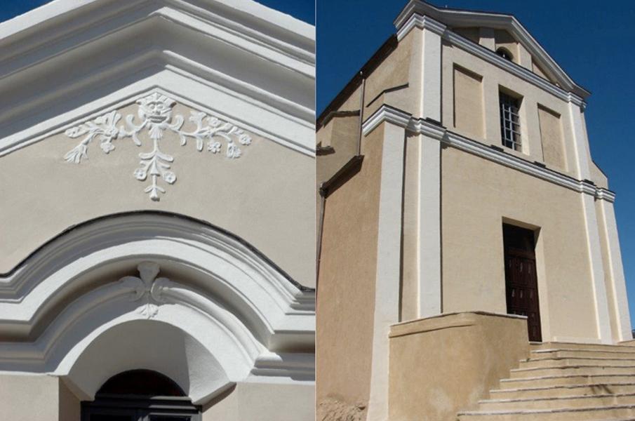 Eglise de Méria - Eglise de Pietricaggio