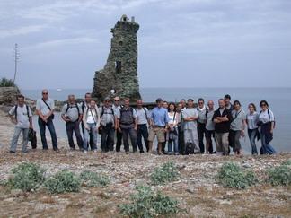 a rete di e riserve naturale di Corsica