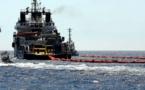 Torpiller la pollution en mer