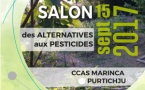 Salon des alternatives aux pesticides le 15 septembre 2017 - CCAS Marinca Purtichju