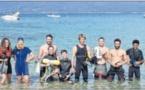 Suivi des populations de poisssons à Portigliolo