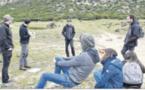 Le syndicat Elisa et l'OEC font découvrir le site de Canusellu