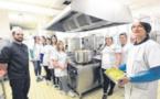Le gaspillage alimentaire exclu du lycée agricole de Borgo
