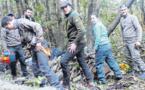 Les jeunes traversent la Corse pour redonner vie au sentier di e Torre