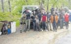 Opération nettoyage à Vivario