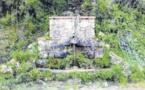 La fontaine A Purcaricchia réhabilitée et sauvée de l'oubli