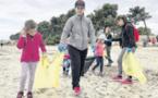 Une mini-entreprise organise un grand nettoyage à Vignale