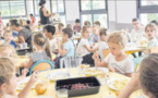 La cantine scolaire de Borgo affiche la performance au menu