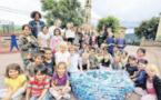 Moltifau : L'école se met au tri et obtient le label EcoScola