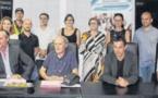 L'Université signe une convention avec Engie Cofely